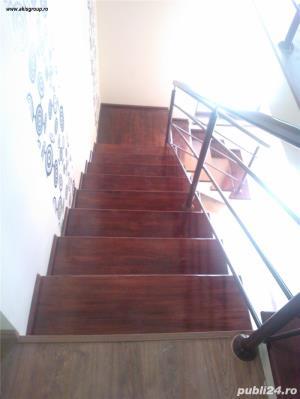 Trepte lemn masiv - imagine 10