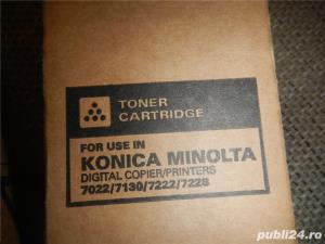 Toner Katun pentru Konica Minolta - imagine 2