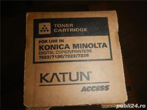 Toner Katun pentru Konica Minolta - imagine 3