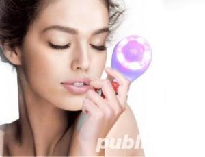 Aparat cosmetic cu ozon+dermaled - imagine 3