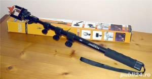 baston telescopic SELFIE stick , ptr smartphone/aparat foto/GoProHero - imagine 6