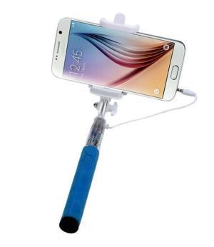 baston telescopic SELFIE stick , ptr smartphone/aparat foto/GoProHero - imagine 5