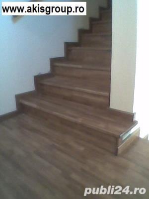 Trepte lemn masiv - imagine 8
