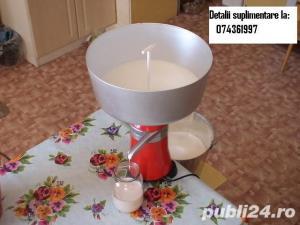 Separator de smantana centrifugal nou electric - imagine 2