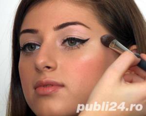 Servicii Profesionale de Make-up  &  Extensii GENE 1-3 D, 4-7 D, 7-12D  NUMAI  cu Produse Profi - imagine 5