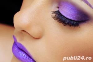 Servicii Profesionale de Make-up  &  Extensii GENE 1-3 D, 4-7 D, 7-12D  NUMAI  cu Produse Profi - imagine 6