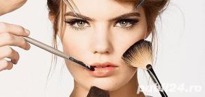 Servicii Profesionale de Make-up  &  Extensii GENE 1-3 D, 4-7 D, 7-12D  NUMAI  cu Produse Profi - imagine 4