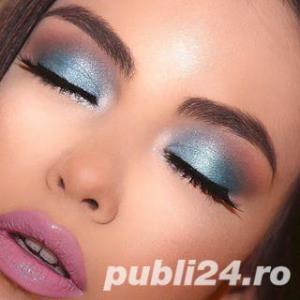 Servicii Profesionale de Make-up  &  Extensii GENE 1-3 D, 4-7 D, 7-12D  NUMAI  cu Produse Profi - imagine 3