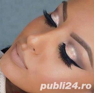 Servicii Profesionale de Make-up  &  Extensii GENE 1-3 D, 4-7 D, 7-12D  NUMAI  cu Produse Profi - imagine 8
