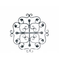 Ornamente centrale pentru lucrari din fier forjat - imagine 6