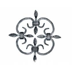 Ornamente centrale pentru lucrari din fier forjat - imagine 3