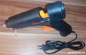 Pistol de lipit cu silicon 100 w - imagine 1