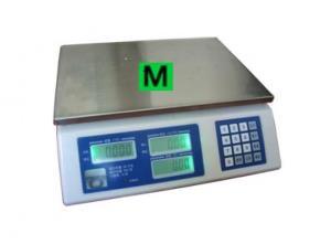 Cantar-electronic-omologat ACS-30Kg-cu verificare metrologica initiala valabila 12 luni - imagine 1