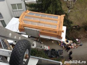 Inchiriem Lift exterior pentru urcat/coborat materiale pana la 25m. - imagine 7