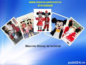 mascote disney de inchiriat - imagine 5