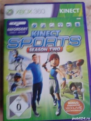 vand senzor KINECT pt xbox 360 ,ca nou,1 joc sport - imagine 2