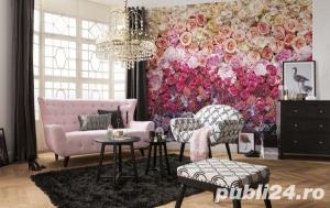 Fototapet floral - imagine 5