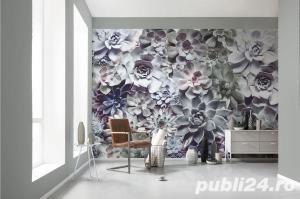 Fototapet floral - imagine 2