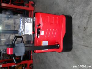 transpalet deplasare si ridicare electrica 1200 kg la 3 metri - imagine 5