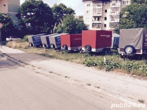 Inchiriez remorci auto platforme auto 75 ron/zi  +vinieta ungaria gratis  - imagine 4