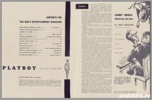 Colectie PlayBoy   1954 - 2013 Format Pdf - imagine 7