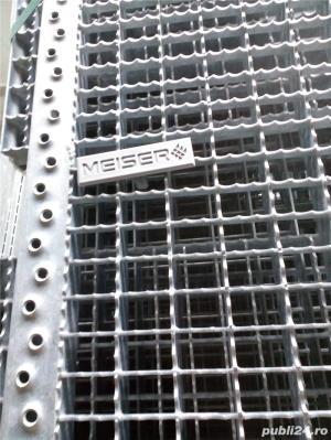 MEISER ROMANIA SRL ORADEA-Gratare platforme metalice si trepte metalice,livrare in 24 ore din stoc - imagine 4