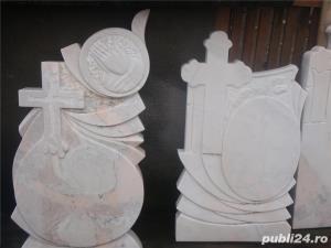 Monumente funerare,cruci marmura,(producator)Livrare gratuita! - imagine 1