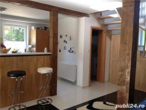 vind sau schimb casa moderna cu toate utilitatile 5 camere - imagine 8
