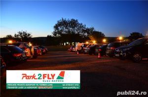 parcare aeroport cluj Park2FLY Cluj-Napoca - imagine 1