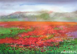 Tablouri cu peisaje flori - imagine 6