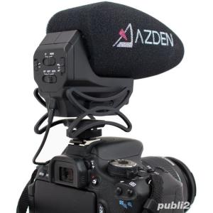 Azden SMX-30 SMX-15 the Ultimate Video Microphones - imagine 3
