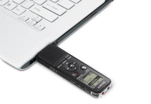 Sony ICD-PX440 reportofon profesional stereo cu USB retractabil - imagine 1