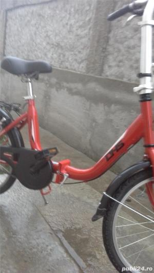 Vanzare  Bicicleta  Pliabila  Noua - imagine 1