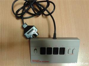vand consola joc vintage, NES,PAL,nintendo entertainment system,cu 6 jocuri de top,4 manete - imagine 6