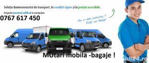 Servicii transport - mutari - relocari - diverse Timisoara - imagine 1
