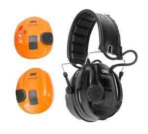 Casti de protectie electronice vanatoare Peltor Tactical Sport - imagine 1