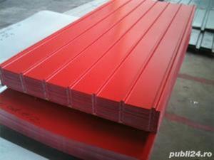Sistem de scurgere / pluvial metalic STRONG/suruburi/autoforante - imagine 5