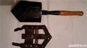 Lopata / lopatica militara rabatabila - imagine 1