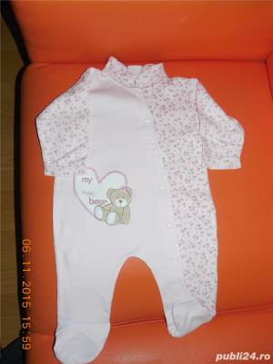 OFERTA pachet 5 (haine bebe 0-6 luni) - imagine 7