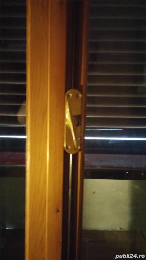 Rame din lemn de brad, cu sticla float-reflexiv, low-e - imagine 8