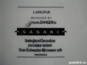 Set farfurii portelan Sasaki - imagine 5