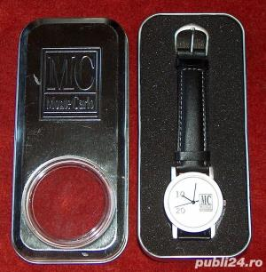 Monte Carlo, set cadou: ceas & briceag - imagine 1