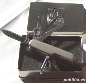 Monte Carlo, set cadou: ceas & briceag - imagine 2