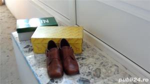Pantofi din piele - imagine 5