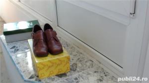 Pantofi din piele - imagine 2