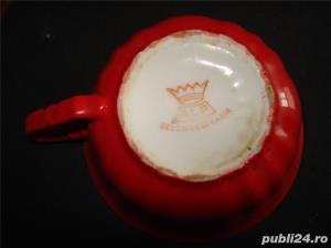 Serviciu de cafea-ALP-CZECHOSLOVAKIA CU COROANA - imagine 12