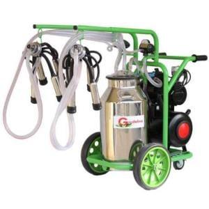 Aparate / aparat de muls vaci instalatie mulgatoare cu un post mulgatori cu doua posturi - imagine 1