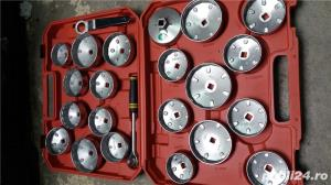 Trusa capace filtru ulei  profesional 23 piese - imagine 2