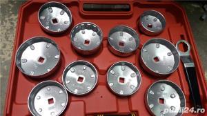 Trusa capace filtru ulei  profesional 23 piese - imagine 3