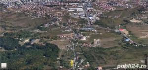 Vand teren 1050mp cu front de 29m la b-dul Fagetului Cluj-Napoca, cu utilitati - imagine 3